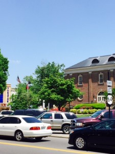 Fayetteville -- Lincoln Co. courthouse