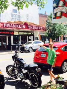 Franklin -- Franklin Theater