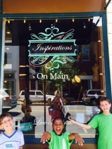 Franklin -- Inspirations 1