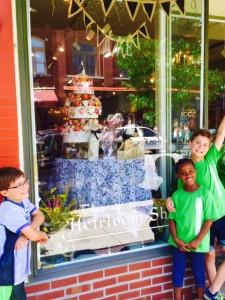 Franklin -- The Heirloom Shop 1