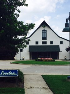 Loveless -- Barn and Event Center