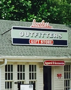 Loveless -- Outfitters