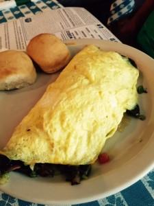 Loveless -- Steve's omelet