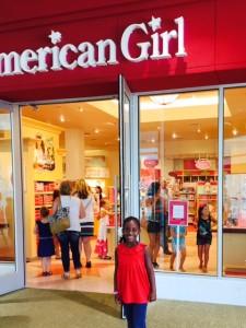 American Girl, Birti 1