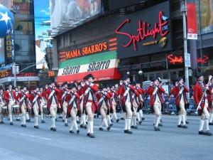 Yankee Doodle Dandies