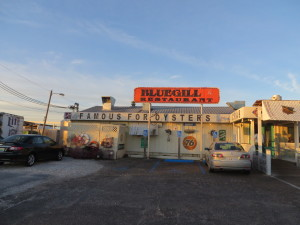 BLUEGILL Home of Famous Flaming Oysters, Spanish Fort, AL