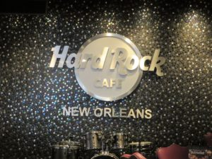 No, I don't recommend Hard Rock Cafe when you're in the midst of culinary heaven, but some folks just want a burger.