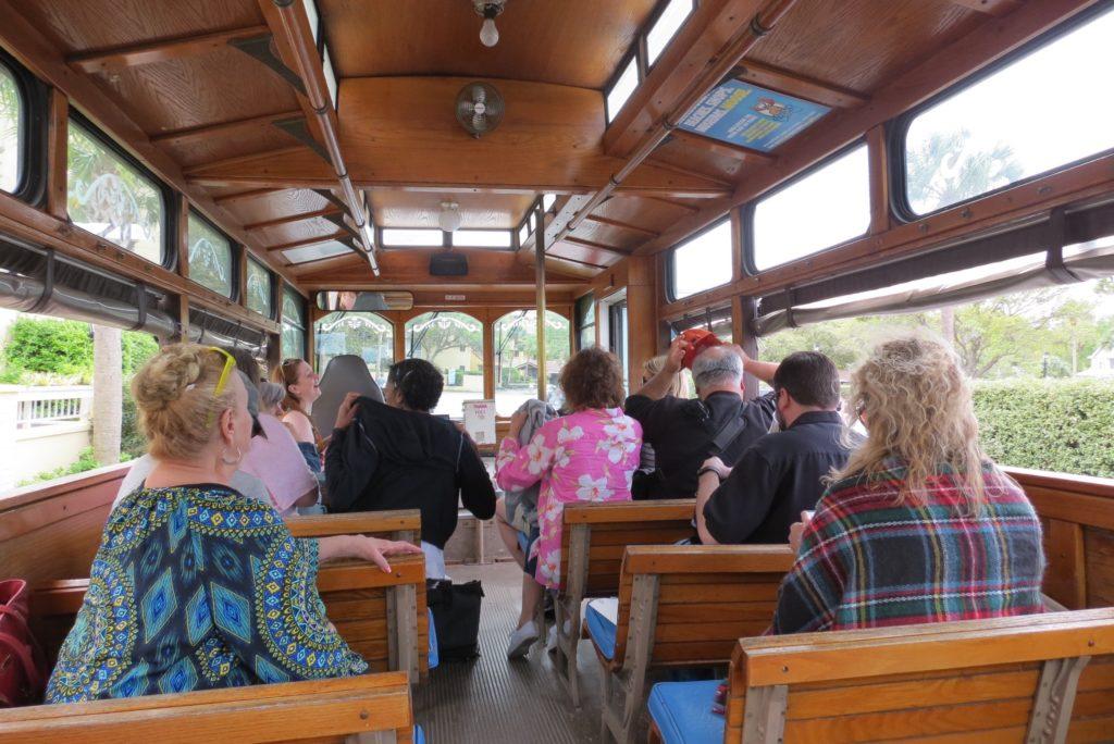 Cap Fendig's trolley