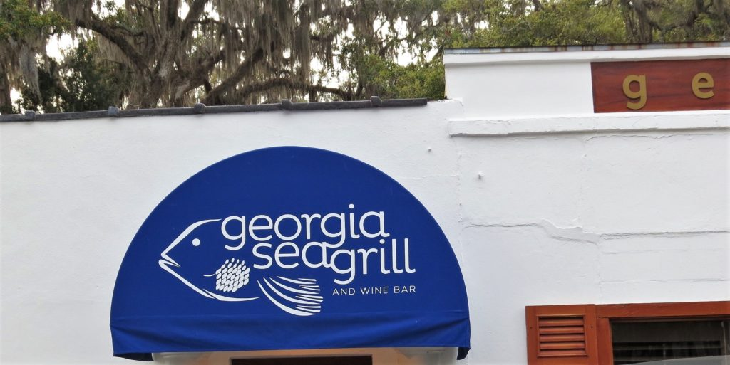 St. Simons 8 Georgia Sea Grill