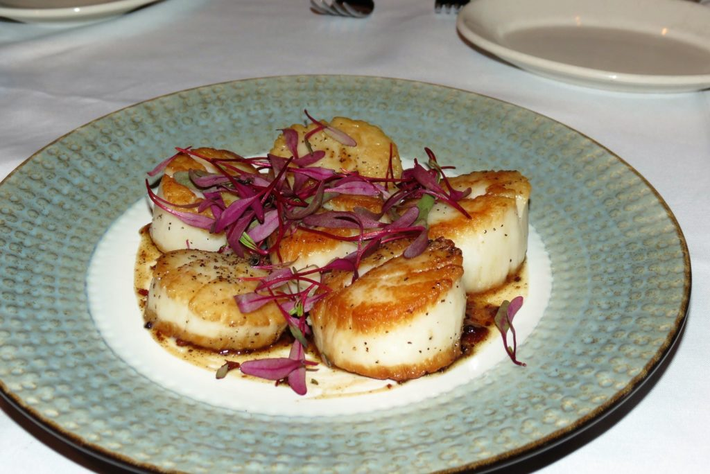 Look at the size of those scallops!