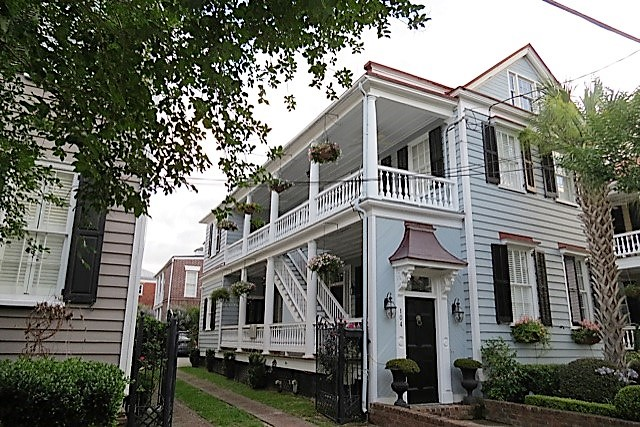 Home in the neighborhood near John Rutledge House.