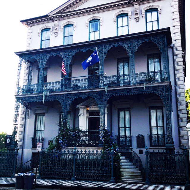 Front exterior of John Rutledge House Inn.